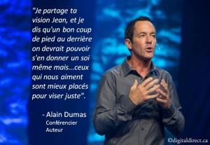 Alain Dumas référence