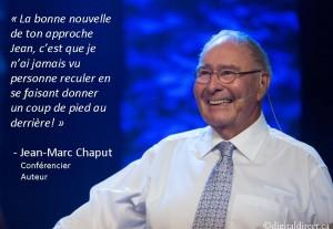 Jean-Marc Chaput référence