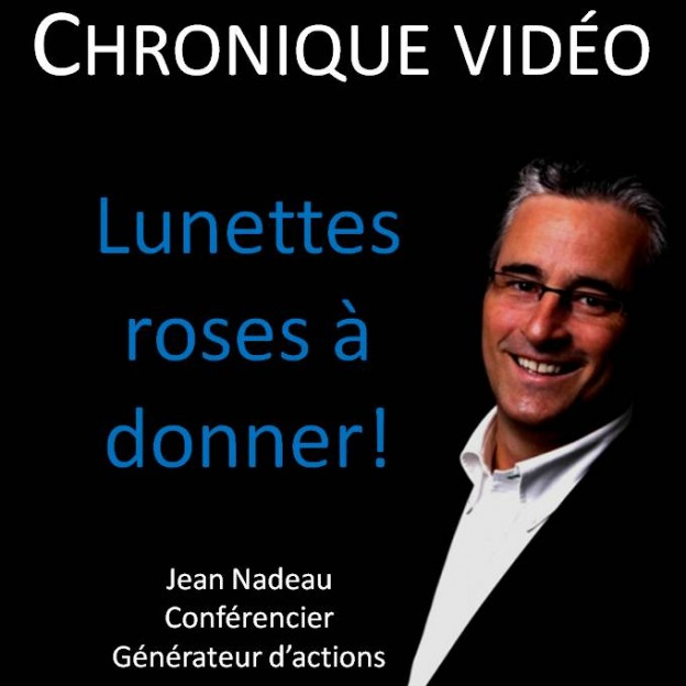 Vidéo 1 Lunettes roses à donner pour wordpress